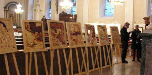 expo 2012 : église Ste Marie Mulhouse
